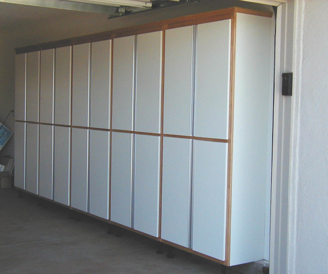 Garage cabinets custom built garage cabinets for Garage cabinets