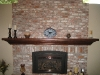 custom-mantel