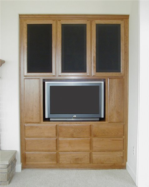 alder inset entertainment-center-front